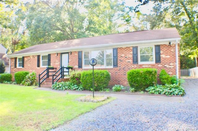 8654 Pine Glade Lane, North Chesterfield, VA 23237 (#1834836) :: Abbitt Realty Co.