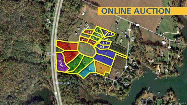 Lot 2 Mellburn Way, White Stone, VA 22578 (#1834964) :: Abbitt Realty Co.
