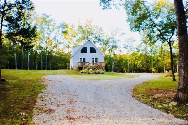 3105 Blue Bell Farms Road, Powhatan, VA 23139 (MLS #1835006) :: The RVA Group Realty