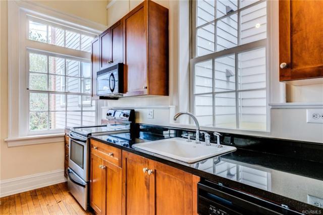 219 N 19th Street U32, Richmond, VA 23223 (MLS #1835089) :: Small & Associates
