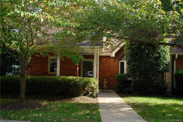 3103 Lake Village Drive #54, Richmond, VA 23235 (MLS #1835125) :: Small & Associates
