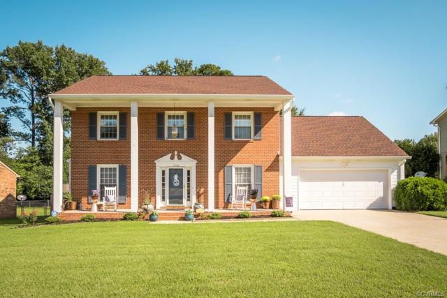 1324 Riveroaks Drive, Colonial Heights, VA 23834 (MLS #1835133) :: Explore Realty Group