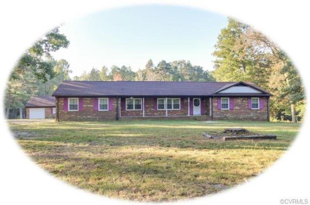 4247 New Kent Highway, New Kent, VA 23141 (MLS #1835341) :: The RVA Group Realty