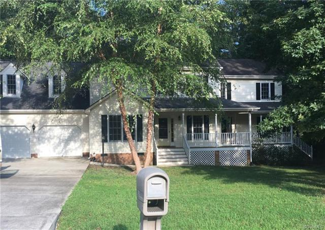 201 Walkers Cove Drive, South Chesterfield, VA 23834 (#1835344) :: Abbitt Realty Co.