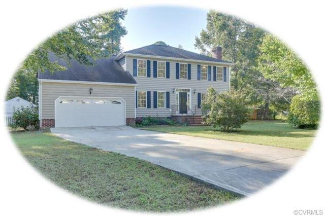 301 Cove Court, New Kent, VA 23089 (MLS #1835373) :: The RVA Group Realty