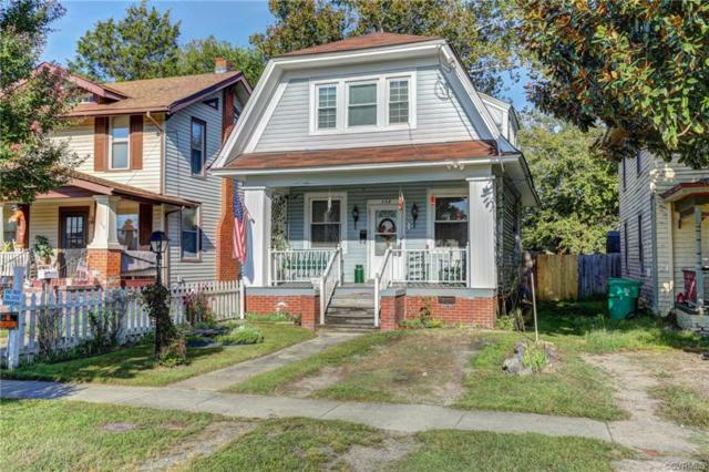 112 Lafayette Avenue, Colonial Heights, VA 23834 (#1835390) :: Abbitt Realty Co.
