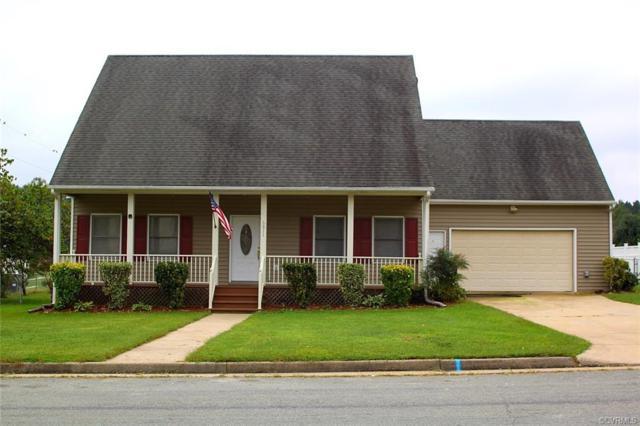 6811 Birchett Drive, Prince George, VA 23875 (#1835423) :: 757 Realty & 804 Realty