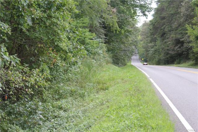 0 River Road, Goochland, VA 23063 (MLS #1835467) :: The RVA Group Realty