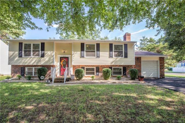 511 Besler Lane, Richmond, VA 23223 (#1835471) :: Abbitt Realty Co.