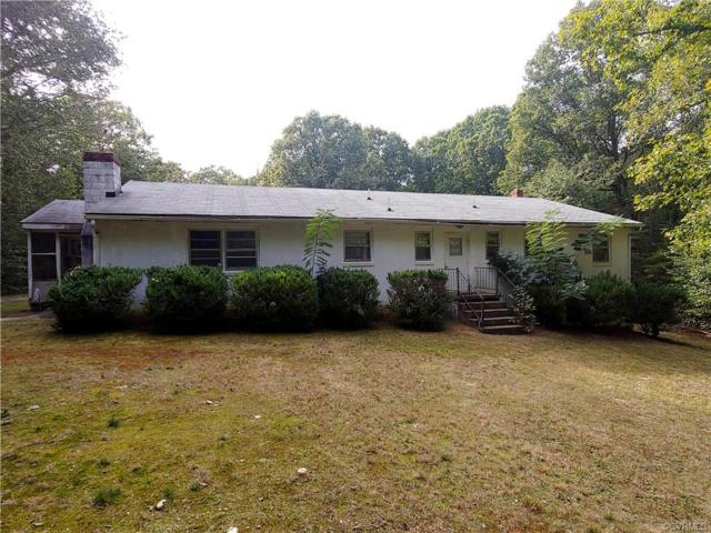 2622 Dogtown Road, Goochland, VA 23063 (#1835518) :: Abbitt Realty Co.