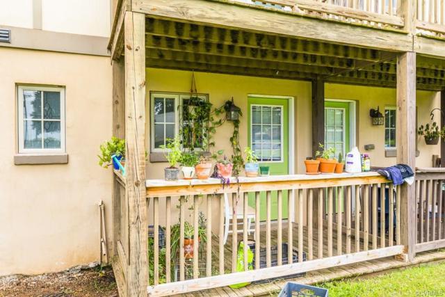 513 S Harrison Street F, Richmond, VA 23220 (MLS #1835565) :: Small & Associates