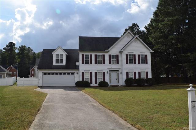 16718 Amherst Ridge Court, South Chesterfield, VA 23834 (#1835619) :: Abbitt Realty Co.