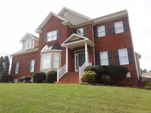 7237 Cedar Berry Road, Mechanicsville, VA 23111 (MLS #1835787) :: EXIT First Realty