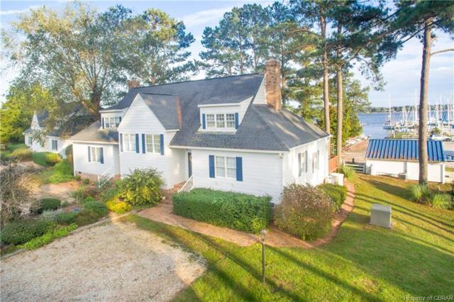 1026 Fishing Bay Road, Deltaville, VA 23043 (MLS #1835833) :: Small & Associates