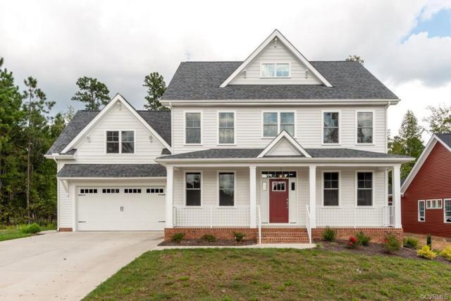 3637 Graythorne Drive, Midlothian, VA 23112 (#1835896) :: Green Tree Realty