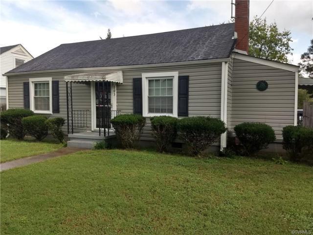 103 N 21st Avenue, Hopewell, VA 23860 (#1835907) :: Abbitt Realty Co.
