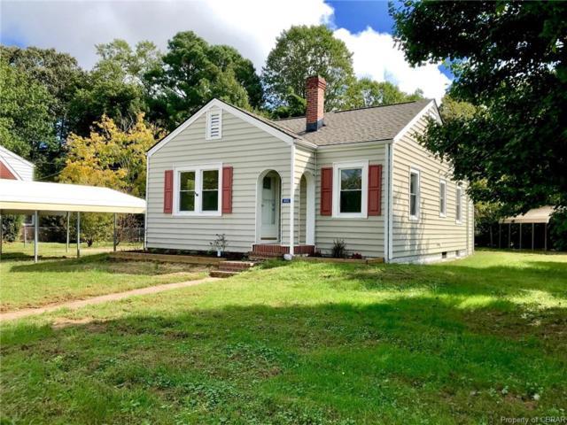 400 E Church Street, Kilmarnock, VA 22482 (#1835975) :: Abbitt Realty Co.
