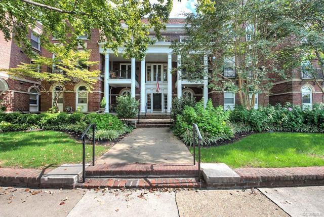 503 S Davis Avenue #12, Richmond, VA 23220 (MLS #1835989) :: Small & Associates