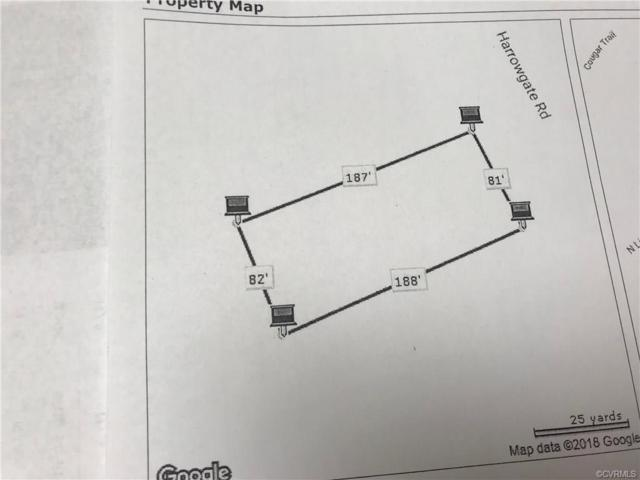 16000 Harrowgate Rd, Chester, VA 23831 (#1835997) :: Abbitt Realty Co.