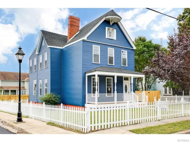 101 Yancey Street, Richmond, VA 23222 (MLS #1836070) :: Explore Realty Group