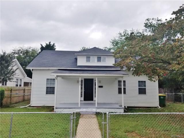 803 E Poythress Street, Hopewell, VA 23860 (#1836086) :: 757 Realty & 804 Realty