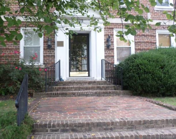 613 Roseneath Road #5, Richmond, VA 23221 (MLS #1836133) :: Explore Realty Group
