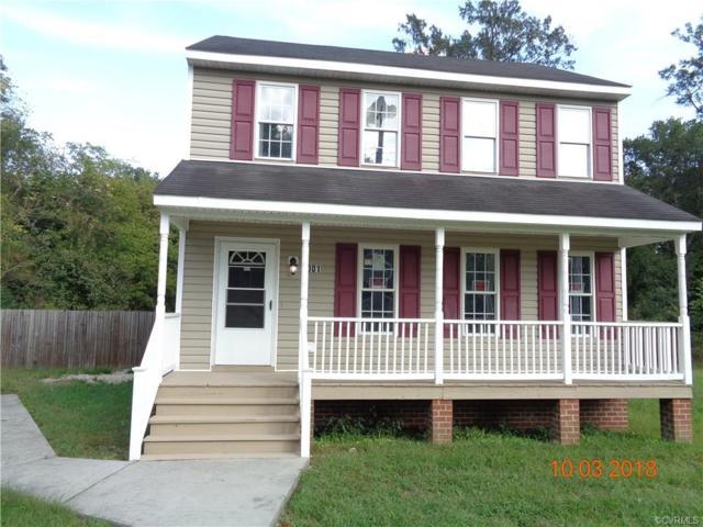 1001 Arlington Road, Hopewell, VA 23860 (#1836151) :: 757 Realty & 804 Realty