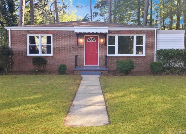 420 N Park Drive, Petersburg, VA 23805 (#1836155) :: Abbitt Realty Co.