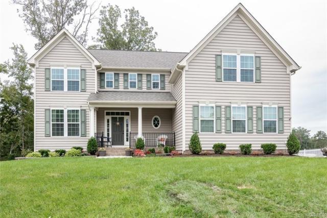 10112 Meadow Pond Drive, Mechanicsville, VA 23116 (MLS #1836156) :: Small & Associates