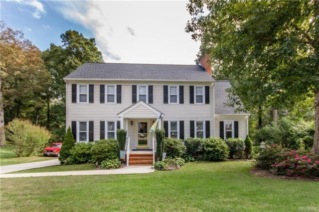 10319 Salem Oaks Drive, Chesterfield, VA 23237 (MLS #1836167) :: EXIT First Realty