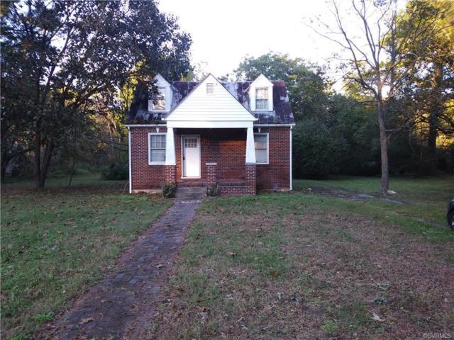 3712 Dupuy Road, South Chesterfield, VA 23803 (#1836194) :: Abbitt Realty Co.