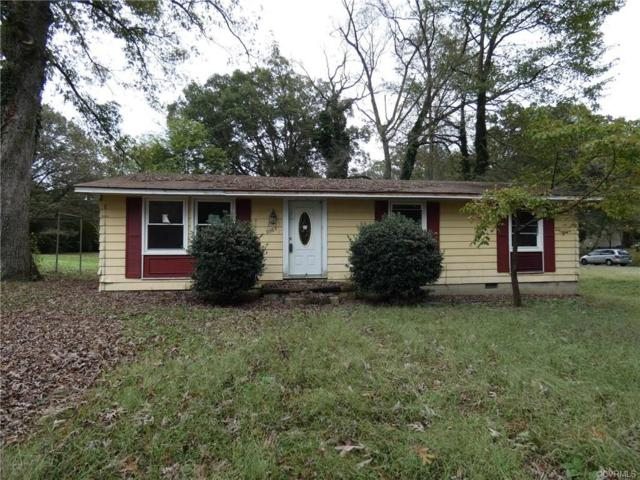 9365 Quinnford Boulevard, North Chesterfield, VA 23237 (MLS #1836214) :: The RVA Group Realty