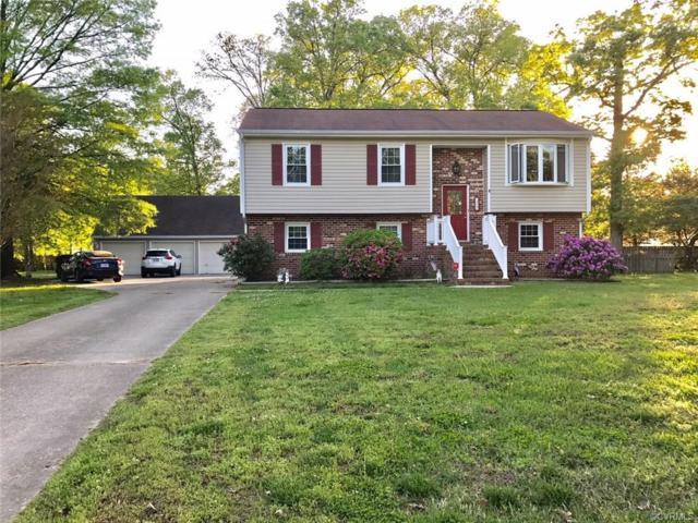 517 Briarwood Circle, North Prince George, VA 23860 (#1836268) :: Abbitt Realty Co.