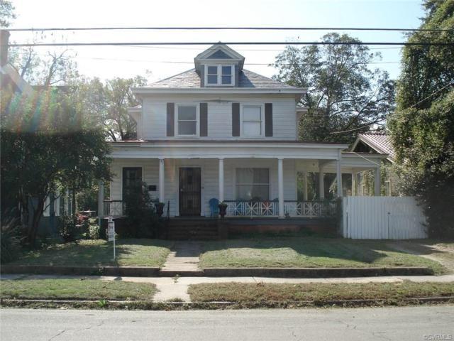 120 E Fillmore Street, Petersburg, VA 23803 (#1836281) :: Abbitt Realty Co.