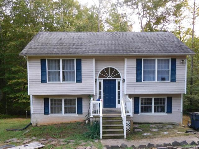 27165 Oaklawn Circle, Ruther Glen, VA 22546 (#1836312) :: Abbitt Realty Co.