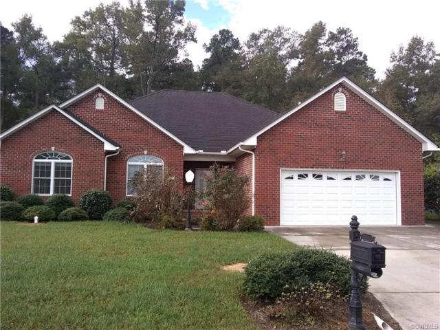 439 Cobblestone Drive, Hopewell, VA 23860 (#1836341) :: 757 Realty & 804 Realty