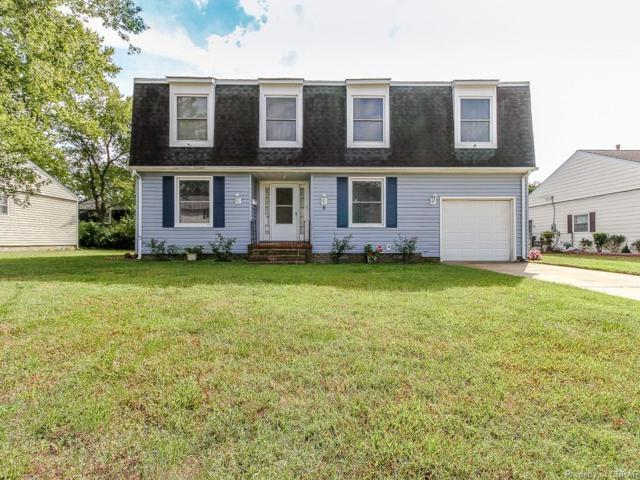 8 Pasadena Court, Hampton, VA 23666 (MLS #1836343) :: Chantel Ray Real Estate