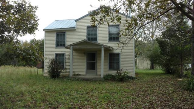 2249 Jackson Shop Road, Goochland, VA 23063 (MLS #1836383) :: The RVA Group Realty