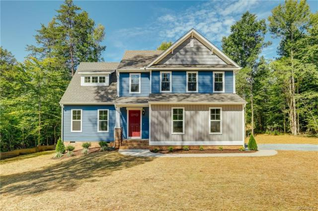 16 Preston Park Way, Sandy Hook, VA 23153 (#1836404) :: Abbitt Realty Co.