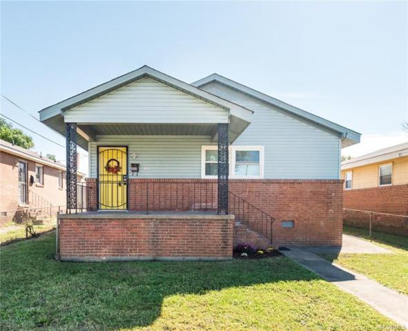 1804 Keswick Avenue, Richmond, VA 23224 (#1836425) :: Abbitt Realty Co.