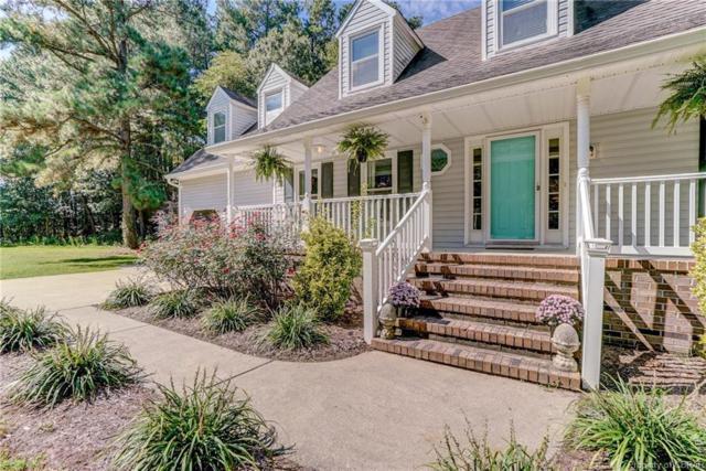 40 Stillwater Lane, Heathsville, VA 22503 (#1836453) :: Abbitt Realty Co.