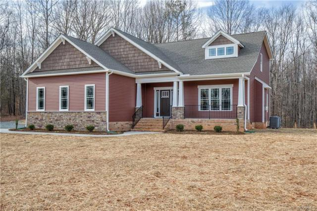 2804 Preston Park Way, Sandy Hook, VA 23063 (#1836487) :: Abbitt Realty Co.
