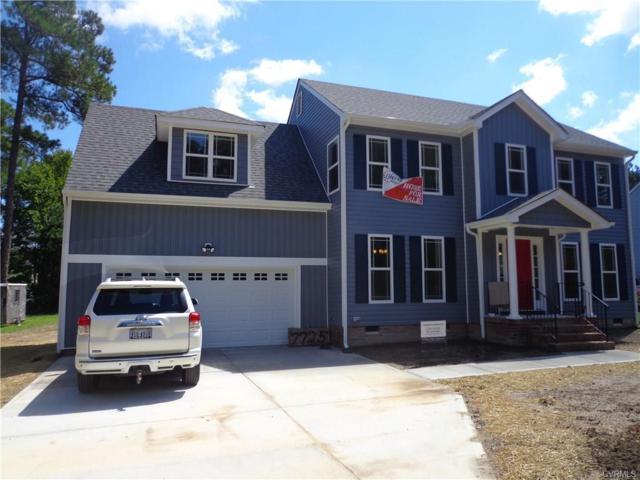 1425 Twilight Lane, Chesterfield, VA 23235 (#1836493) :: Abbitt Realty Co.