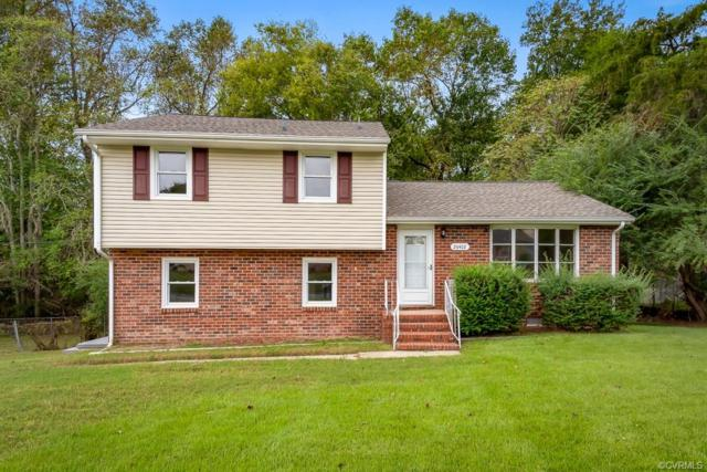 20402 Ravensbourne Drive, South Chesterfield, VA 23803 (MLS #1836539) :: EXIT First Realty
