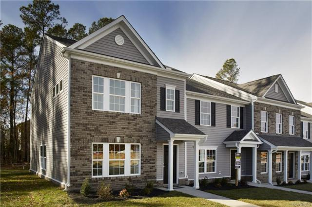 1341 Stone Ridge Park Terrace G5, Henrico, VA 23228 (MLS #1836553) :: Small & Associates