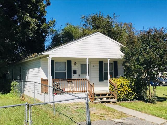 2411 Everett Street, Richmond, VA 23224 (#1836580) :: Abbitt Realty Co.