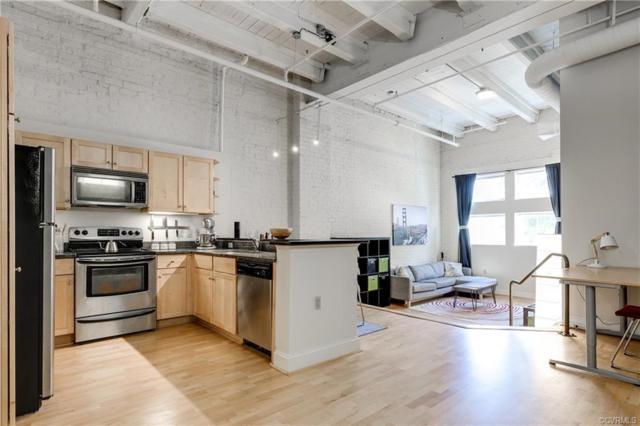 306 N 26th Street U113, Richmond, VA 23223 (MLS #1836603) :: RE/MAX Action Real Estate