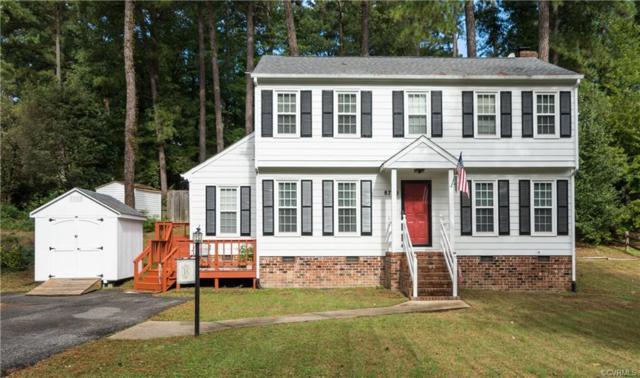 8700 Shadymist Drive, Chesterfield, VA 23235 (#1836609) :: 757 Realty & 804 Realty
