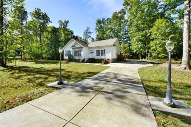 119 Bunker Hill Drive, Ruther Glen, VA 22546 (MLS #1836621) :: Chantel Ray Real Estate