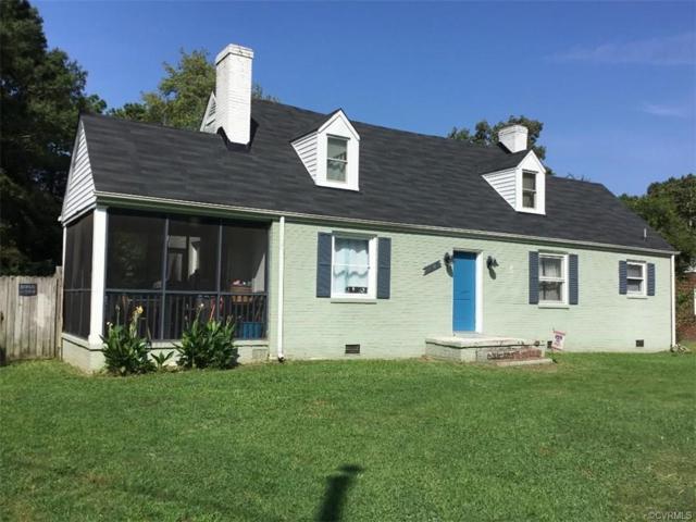 5302 Coxson Road, Henrico, VA 23231 (MLS #1836679) :: The RVA Group Realty